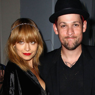Nicole Richie Joel Madden Pictures at The Voice Australia