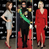 Sacha Baron Cohen Joins Mom-to-Be Anna Faris at The Dictator's Debut