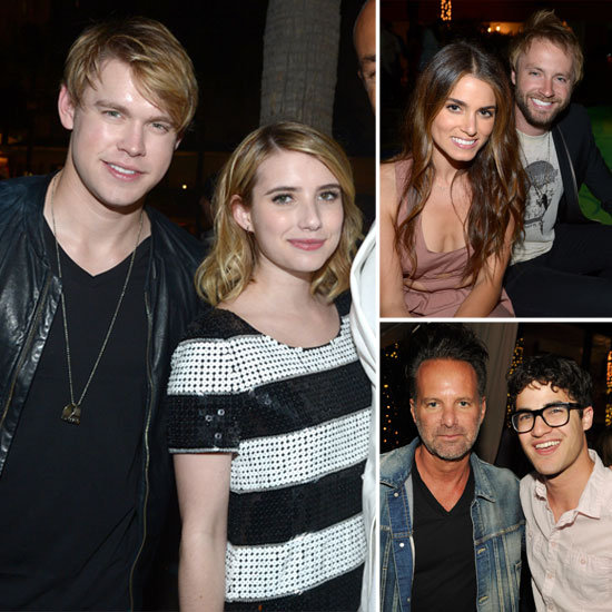 Nylon Magazine Hosts a Bash For Young Stars Emma, Chord, Darren, and More!