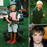 See Birthday Boy Robert Pattinson's Childhood Pictures