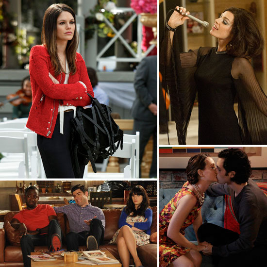 Best Fashion Moments From TV Series Mad Men, Gossip Girl, Revenge, Hart of Dixie + More!