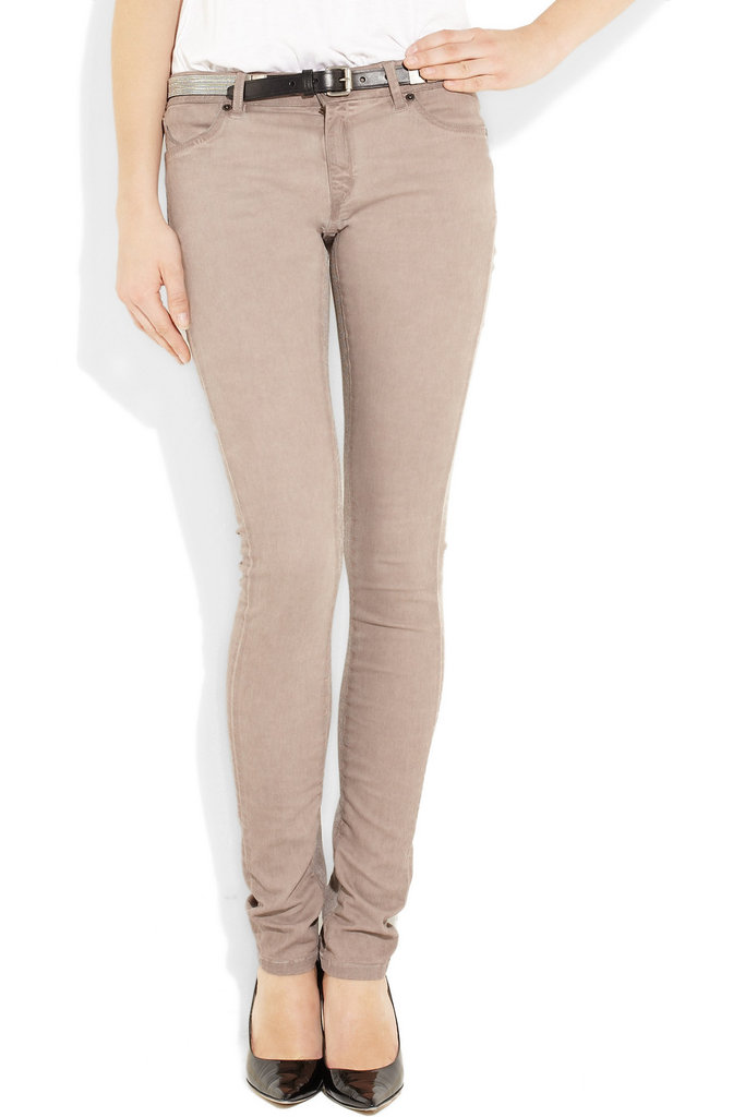 """Best. Jeans. EVER! . . . Superfine . . . Nuff said!"" — Cat Deeley Cat's pick: Superfine Low-Rise Jean Leggings ($510)"