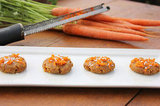 Raw Carrot Cake Cookies