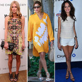 Got a Summer fete on the horizon? Look to these superchic celebs to inspire your ensemble.