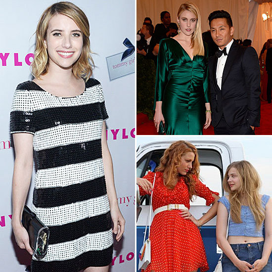 From Greta Gerwig to Blake Lively and Chloe Moretz's Onscreen Style — Get Caught Up With the Latest on CelebStyle