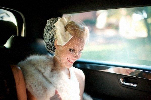 Glamorous Bridal Attire