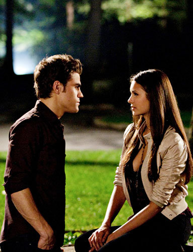 Season 1, Episode 2: Night of the Comet...Stefan and Elena