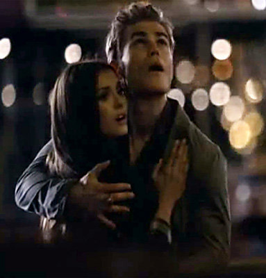 Season 2, Episode 2: Brave New World...Stefan and Elena