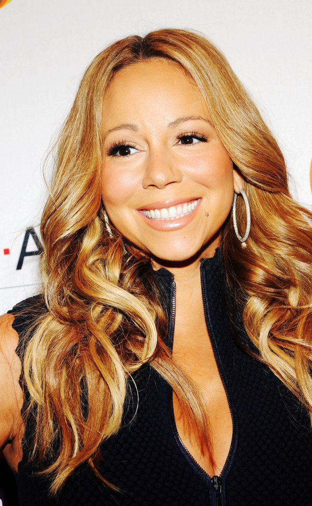 Mariah Carey attended the Project Canvas Exhibition & Art Gala in NYC.