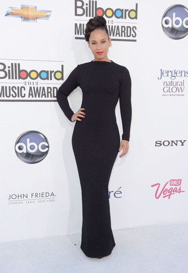 Alicia Keys(2012 Billboard Music Awards)