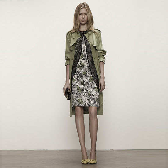 Bottega Veneta Resort 2013 Runway