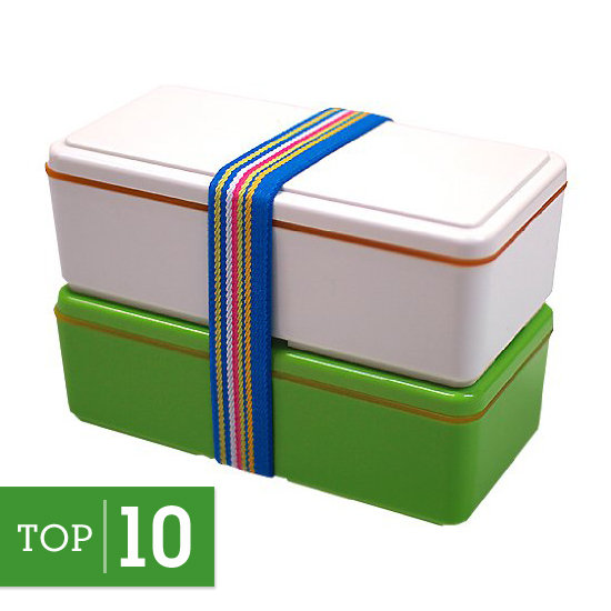 Pretty But Functional Bento Boxes For Grown-Ups