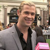 Chris Hemsworth Snow White and the Huntsman UK Premiere (Video)