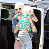 Gwen Stefani Mother&#039;s Day Pictures With Her Family