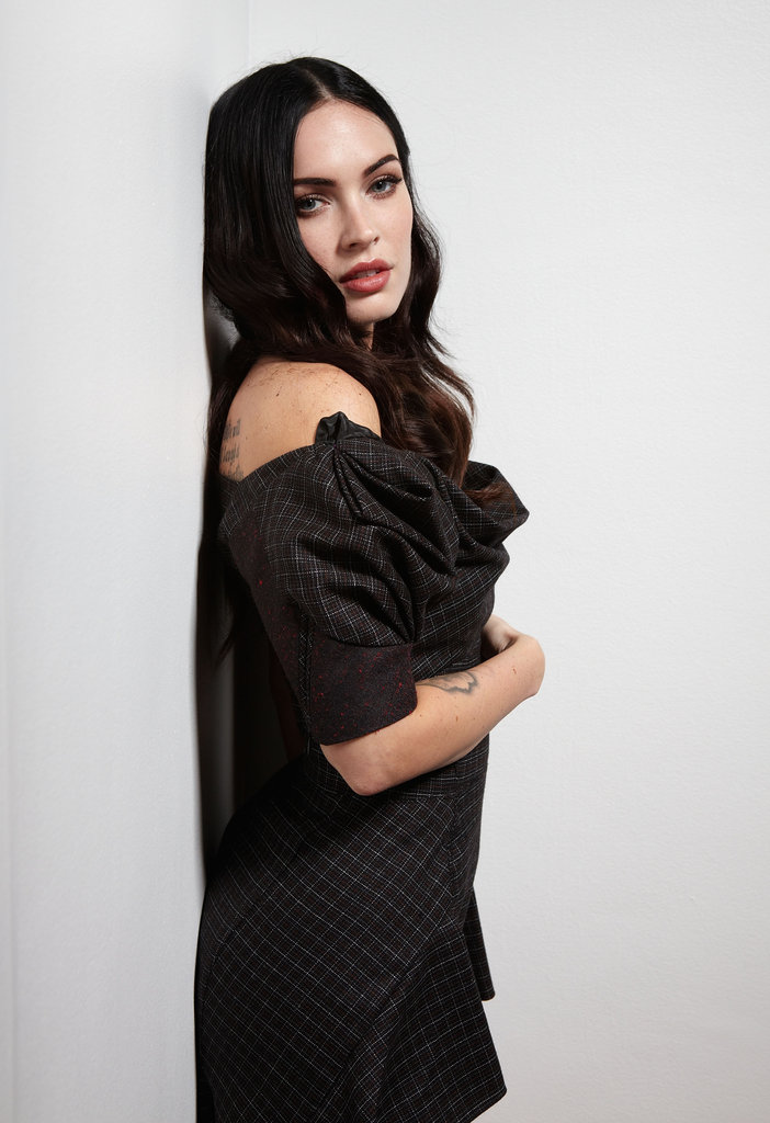 Megan Fox posed for a sexy shoot during the Toronto International Film Festival in September 2009.