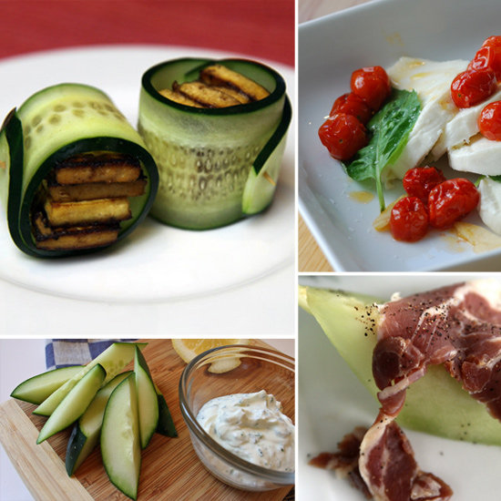 No Bread Needed: 21 Low-Carb Snack Ideas
