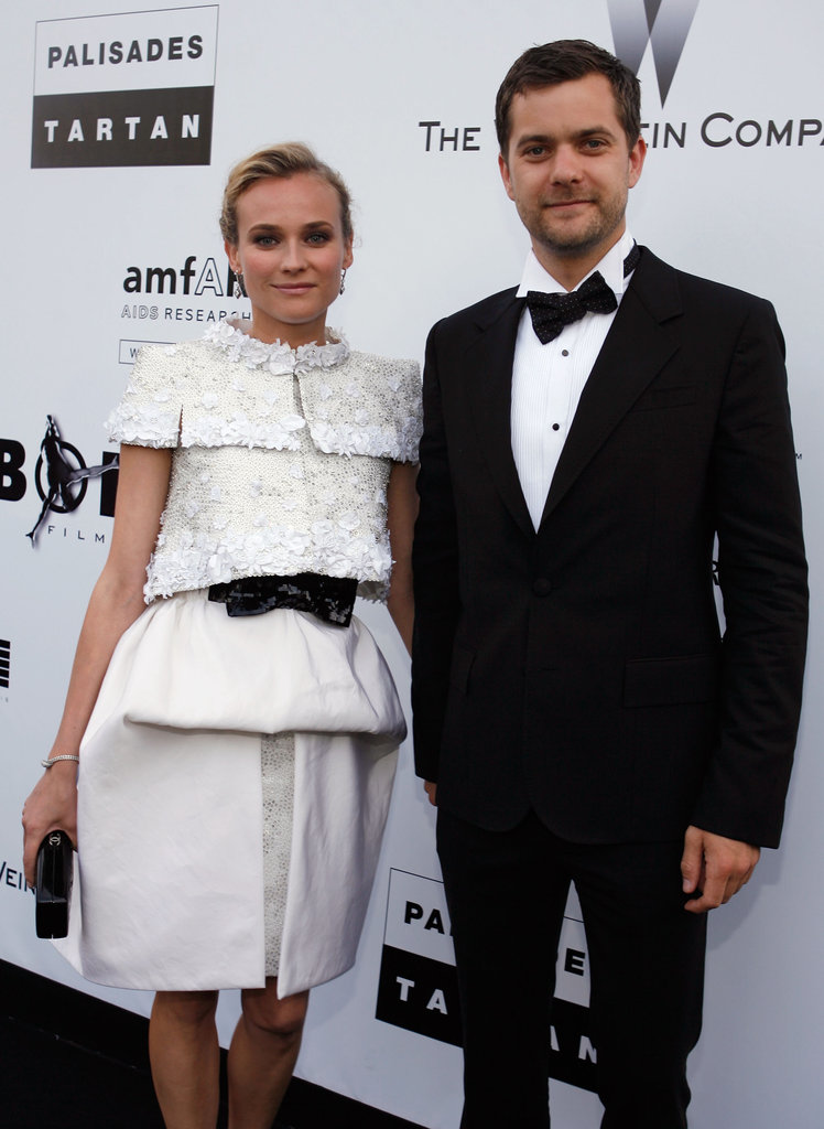 Diane Kruger and Joshua Jackson in 2009
