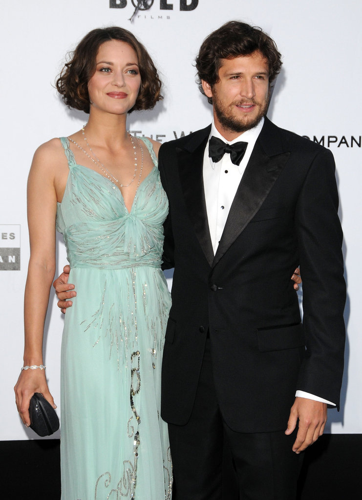 Marion Cotillard and Guillaume Canet in 2009