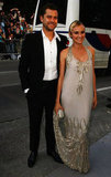 Joshua Jackson and Diane Kruger in 2008