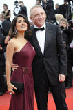 Salma Hayek and Francois-Henri Pinault in 2010