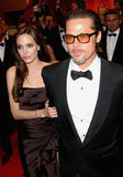 Angelina Jolie and Brad Pitt in 2011