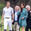 Prince William, Prince Harry and Kate Middleton Polo Pictures