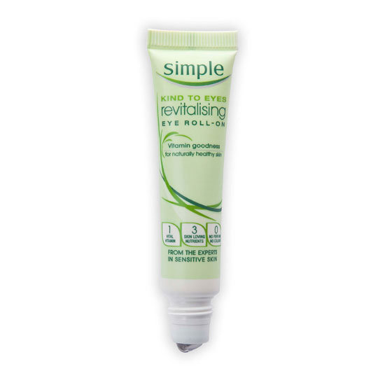 Simple Kind to Eye Revitalising Roll-on, $14.99
