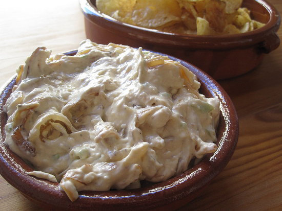 Vidalia Onion Dip