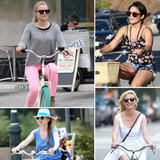 6 Super-Cute Celeb-Inspired Ways to Ride Your Bike!
