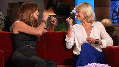 Jennifer Lopez and Cameron Diaz Playfully Address Catfight Rumours With Ellen