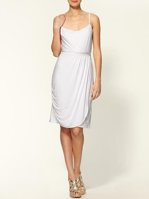 Michael Stars Lena Scoop Cami Draped Dress ($148)