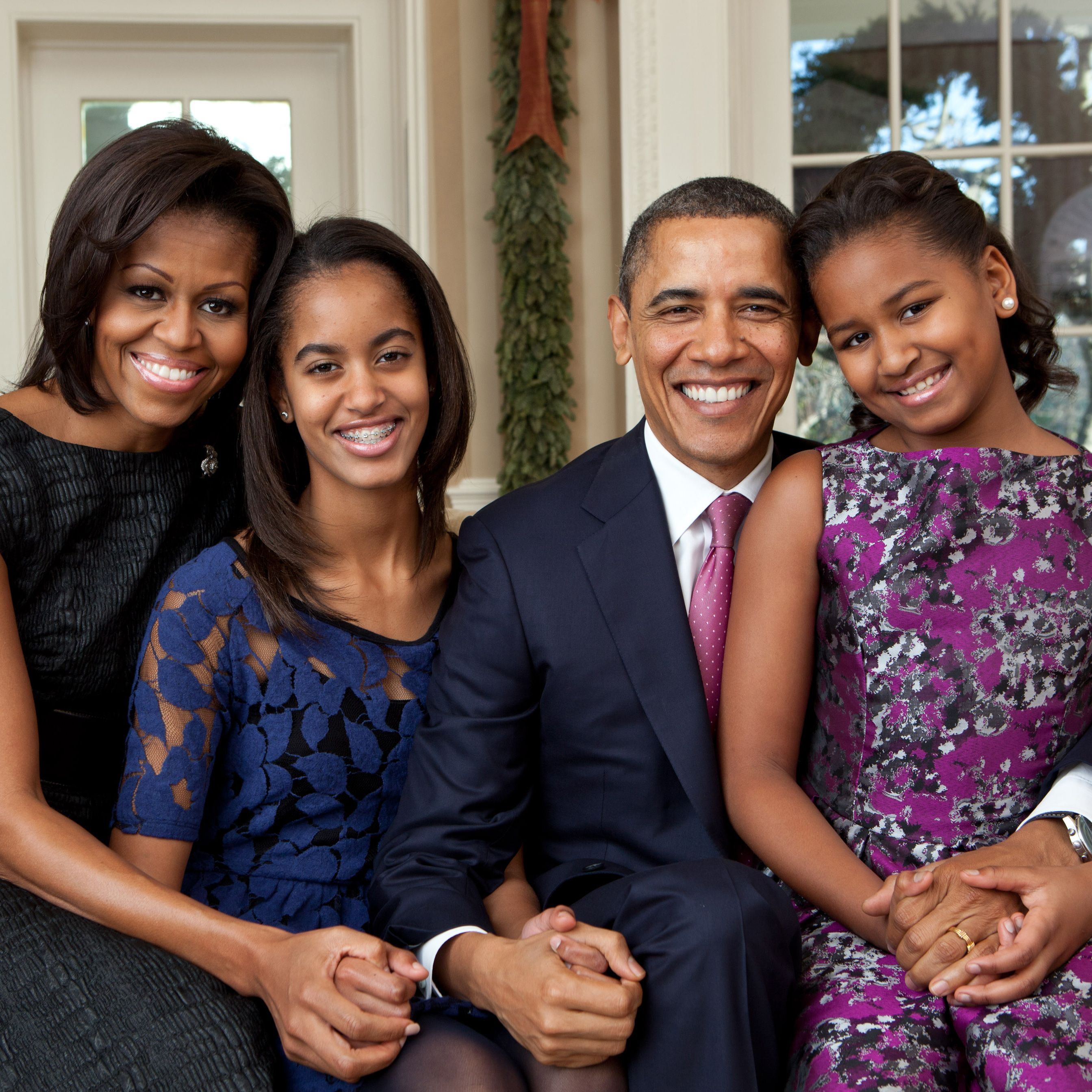 Barack Obama Daughters Age Images & Pictures - Becuo