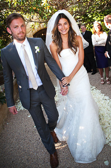 Caleb Followill and Lily Aldridge's Sunny Nuptials