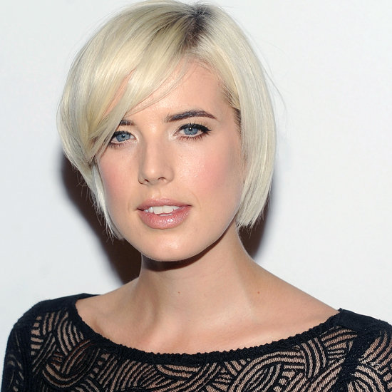 Agyness Deyn Sunset Song Movie Role