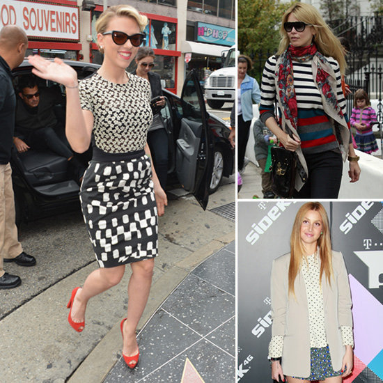 Celebs Still Love Mixed Prints — 7 of Our Favorite Matchups