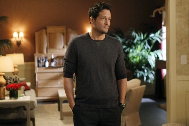 Josh Hopkins on Cougar Town.