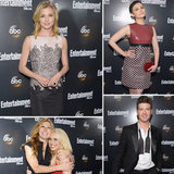 Emily VanCamp, Ginnifer Goodwin, and Robin Thicke Talk Family, Fashion, Vacations at ABC's Bash