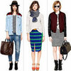 Madewell Fall Lookbook 2012