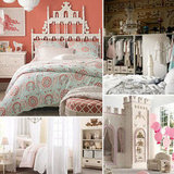 Bedroom Inspiration For Your Pretty Little Princess