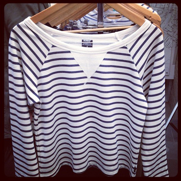 You can never have too many striped tops, and we can't wait to scoop up this Bonds one come Summer!