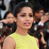 Freida Pinto at the Rust and Bone Premiere