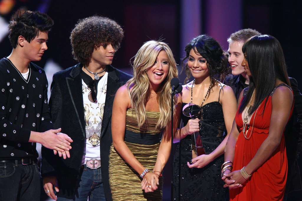 The cast of High School Musical won the award for the best soundtrack album in December 2006.