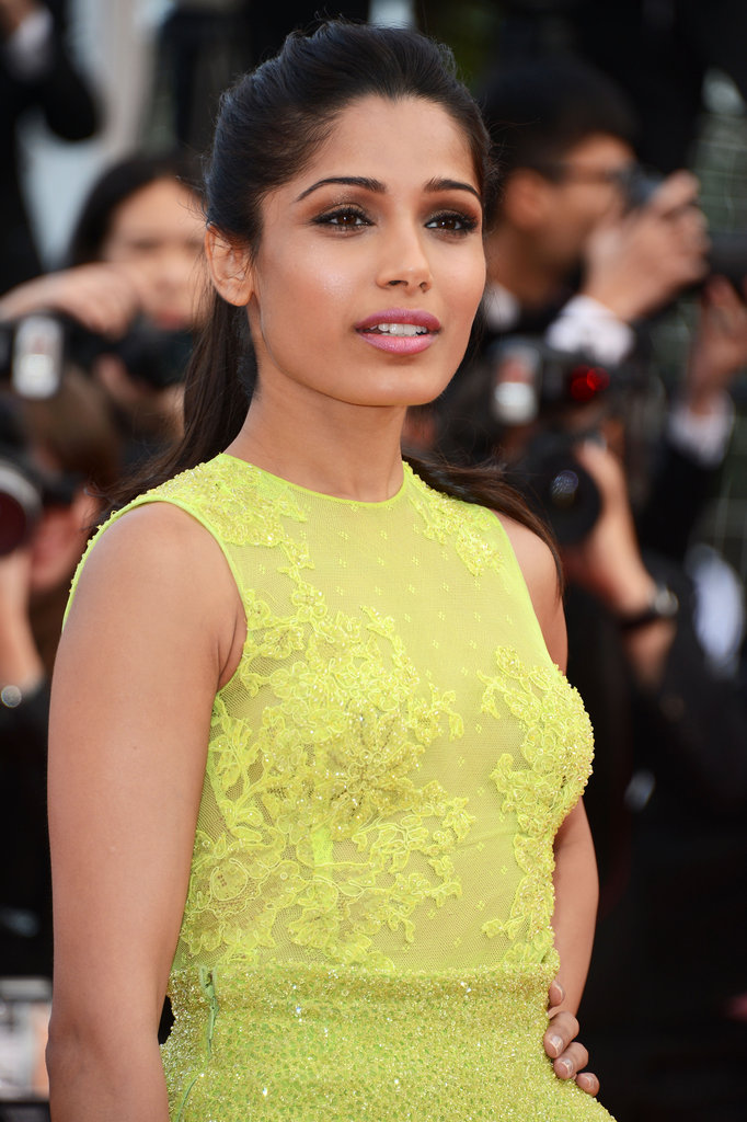 Marion Cotillard and Eva Longoria Hit the Carpet in Cannes