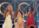 Destiny's Child performed at the 2004 event.