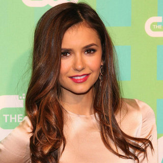Rachel Bilson, Ian Somerhalder, Nina Dobrev Pictures at The CW Upfront