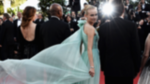 Pastel Gowns Take the Lead at Cannes Film Festival Day One