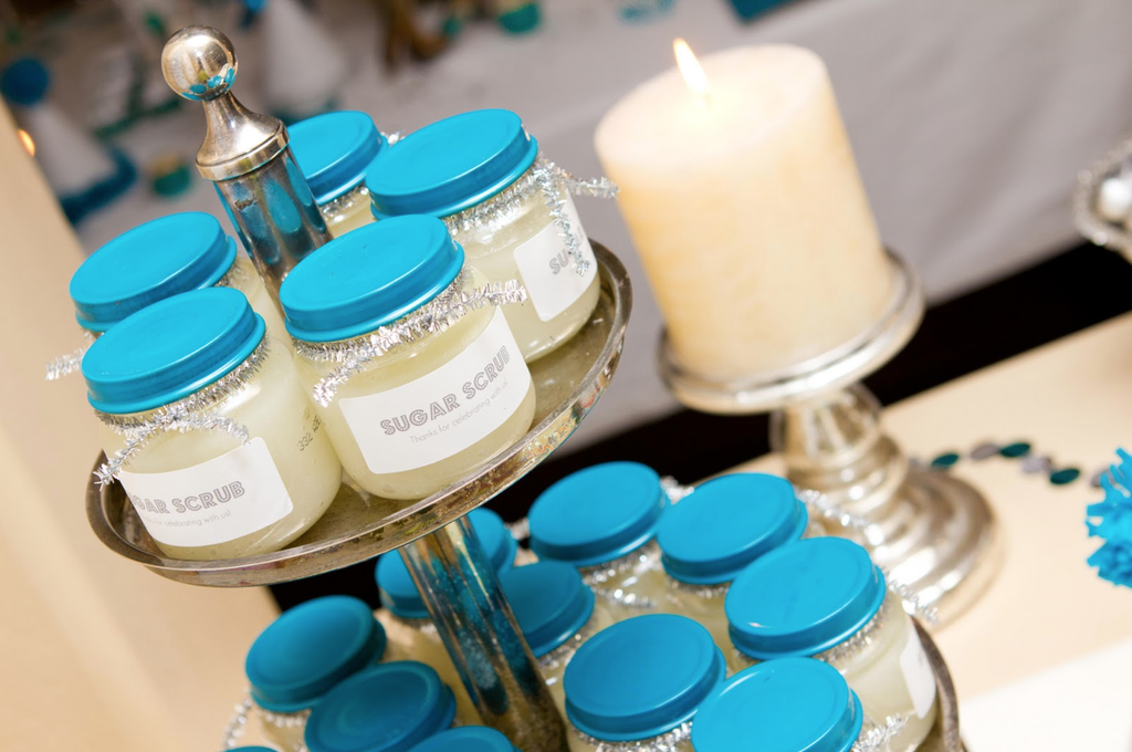 Upcycle Your Baby Food Jars Into Home Spa Gifts