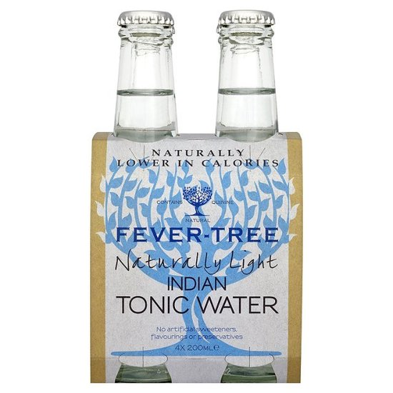 Tonic Water: Fever-Tree