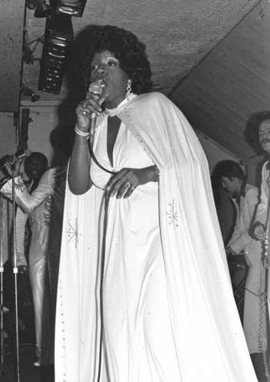 Gloria Gaynor