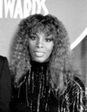 Donna Summer attends the 1982 American Music Awards.